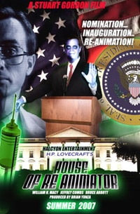 House of Re-Animator off again