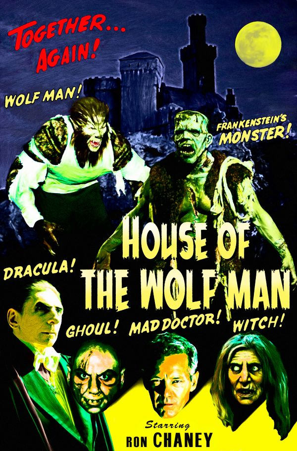 House of the Wolf Man Premiere Tix Now On Sale