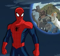 Spidey and Friends Battle Dracula in Ultimate Spider-Man Halloween Special!