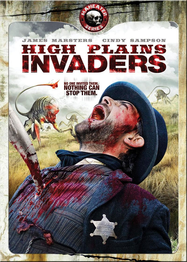 The Old West Gets Scary: High Plains Invaders