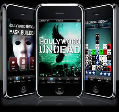 Win a Free Download of the Hollywood Undead App on iTunes