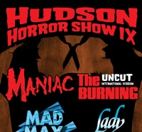 Hudson Horror Show IX Hits Poughkeepsie, NY, on August 9