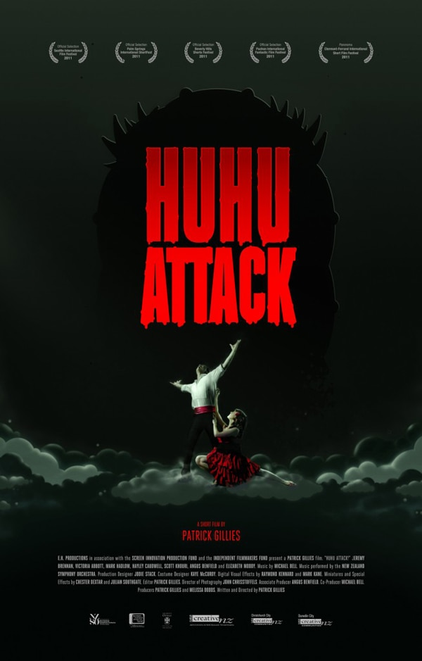 You'll Dance Your Ass Off During the Huhu Attack!