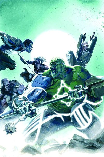 Three-Issue Fear Itself Hulk vs. Dracula Comic Launching in September