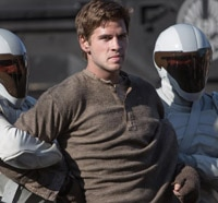 New Still from The Hunger Games: Catching Fire Captured! Liam Hemsworth