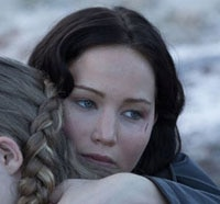 Gripping New Still from The Hunger Games: Catching Fire