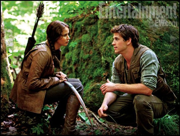 The Games Begin! First Stills from The Hunger Games