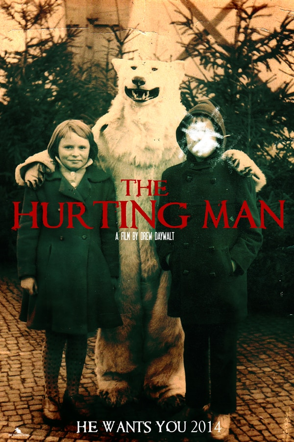 First Word on and Teaser Artwork for Drew Daywalt's The Hurting Man