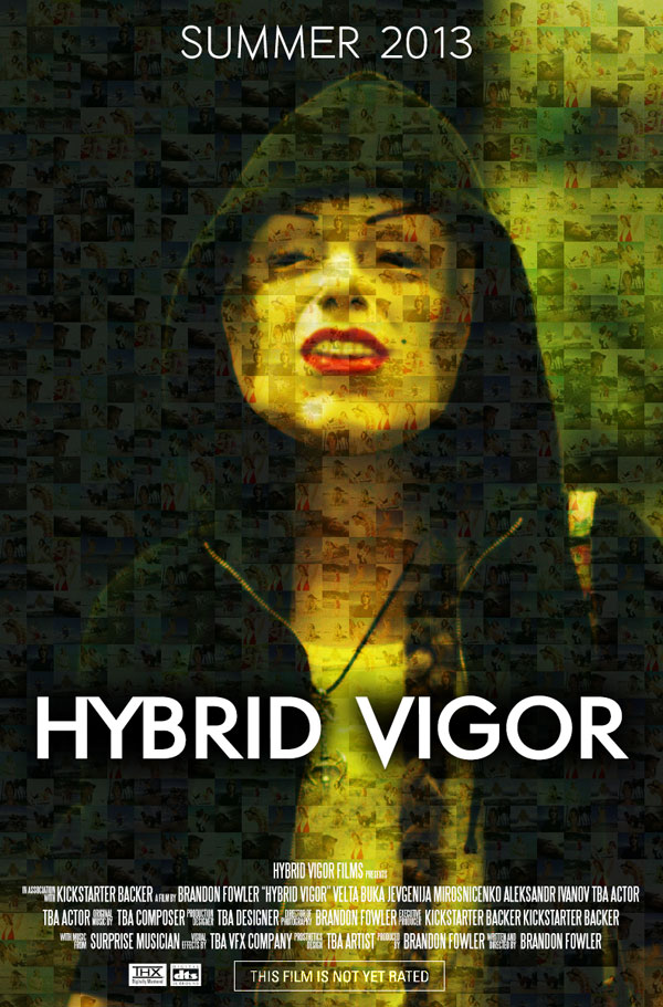 Kickstarter Success Story Hybrid Vigor Gets a Trailer