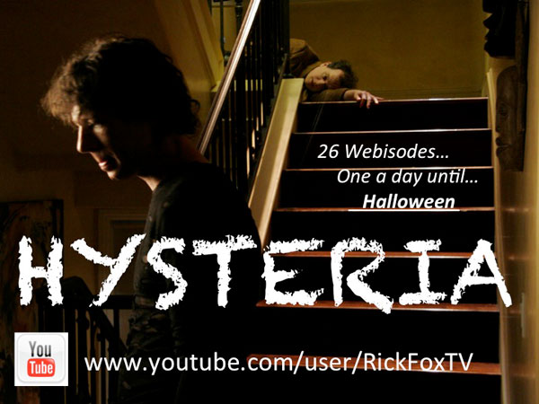 Rick Fox Goes From Taking Jump Shots to Producing Kill Shots in Hysteria Web Series