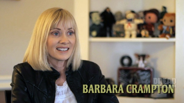 Barbara Crampton Reflects on Re-Animator, From Beyond, Castle Freak and More