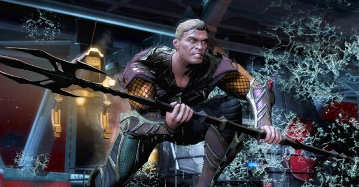 iaqua2 - Injustice: Gods Among Us Adds Aquaman to the Line-Up
