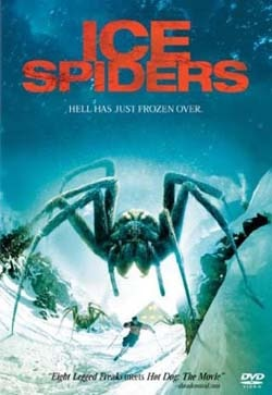 Ice Spiders on DVD!