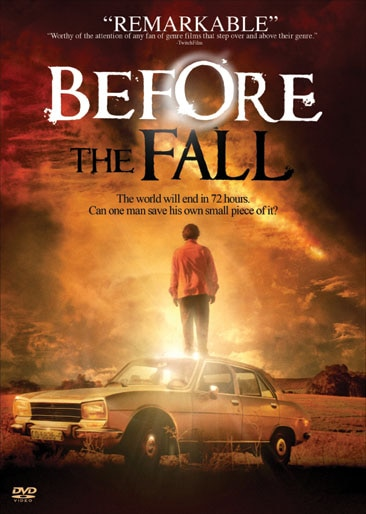 Before the Fall on DVD