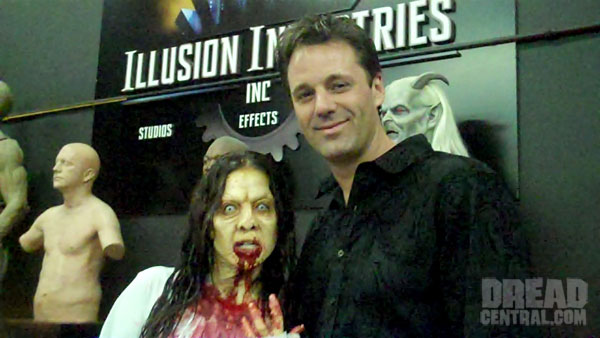 Dread Visits Illusion Industries – Exclusive Photos, Video and More!