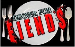 Dinner for Fiends - Anniversary Mayhem 2012