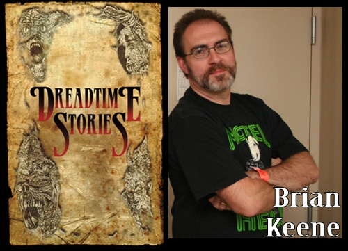 Brian Keene's Burying Betsy, only on Dread Central!
