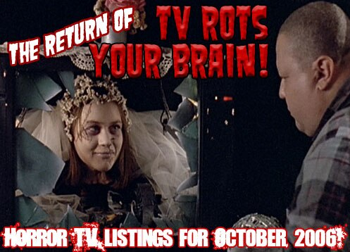 TV Rots Your Brain!
