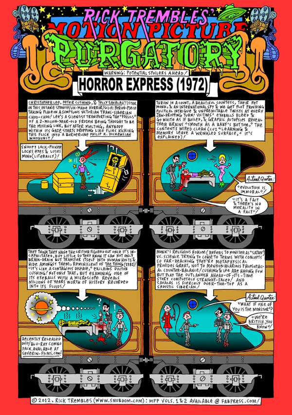 Motion Picture Purgatory: Horror Express