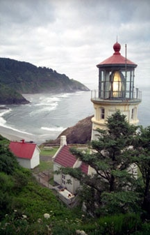 069 02 - Cold Spots: Heceta Head Lighthouse