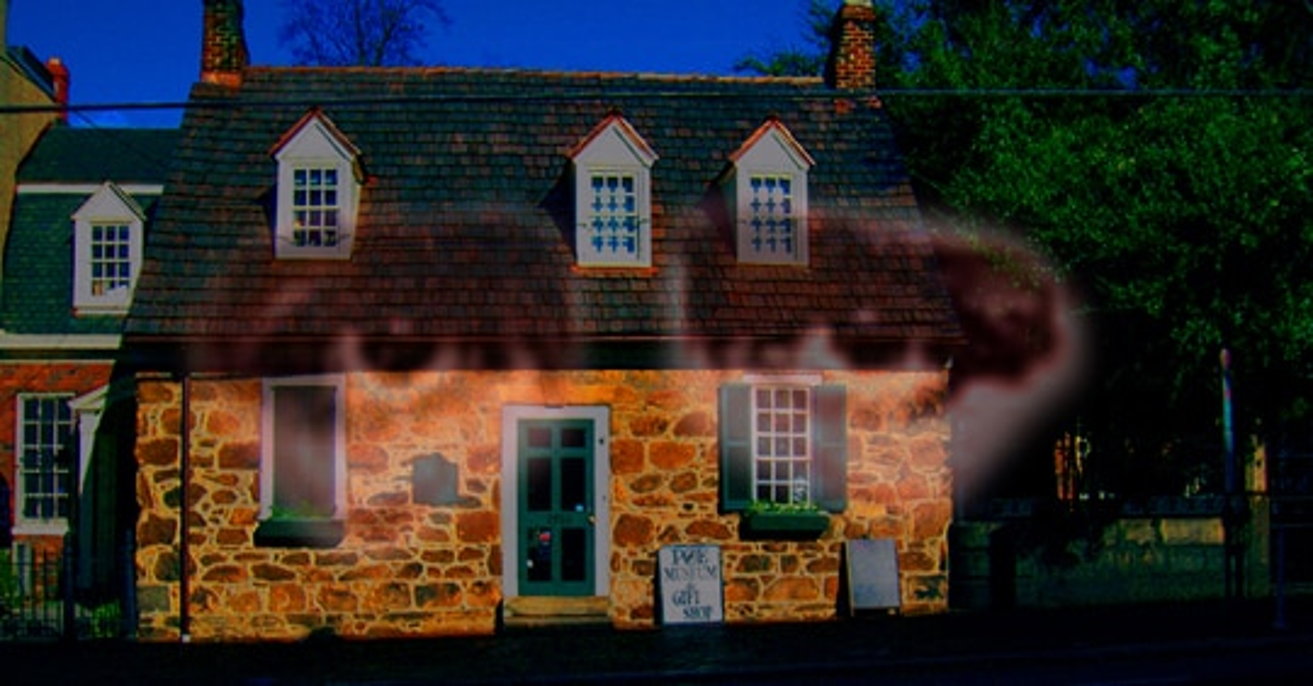 082 04 - Cold Spots:  The Edgar Allan Poe Museum