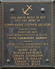 The Decatur House