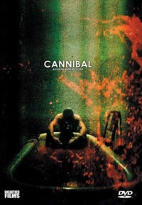 Cannibal on DVD (click to see it bigger!)