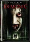Demonic on DVD (click to see it bigger!)
