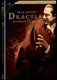 Universal gives Dracula two new leases on life; on film and DVD