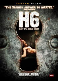 H6 on DVD (click to see it bigger!)