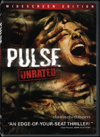 Pulse DVD (click for a larger view)