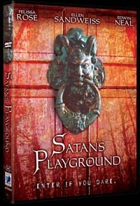 Satan's Playground on DVD (click to see it bigger!)