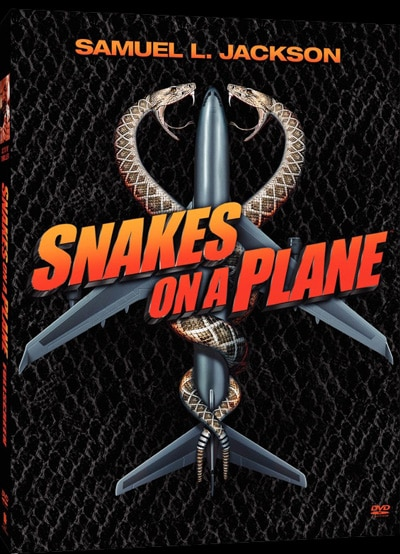 Snakes on a Plane DVD!