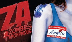 Zombies Anonymous DVD Box Art (click to see it bigger!)