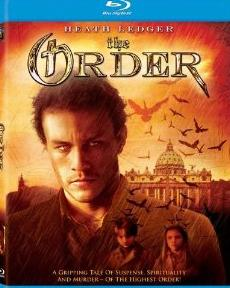 The Order on Blu-ray DVD