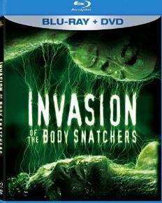Invasion of the Body Snatchers on Blu-ray DVD