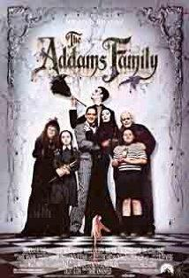 Horror on TV - The Addam Family