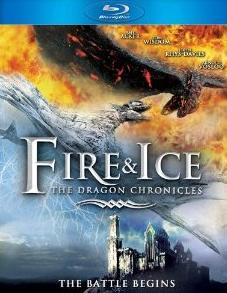 Fire & Ice - Dragon Chronicles on DVD