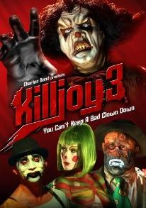 Killjoy 3 on DVD