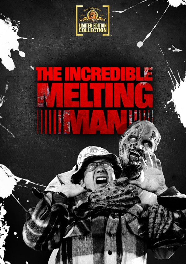 The Incredible Melting Man Oozes His Way to DVD