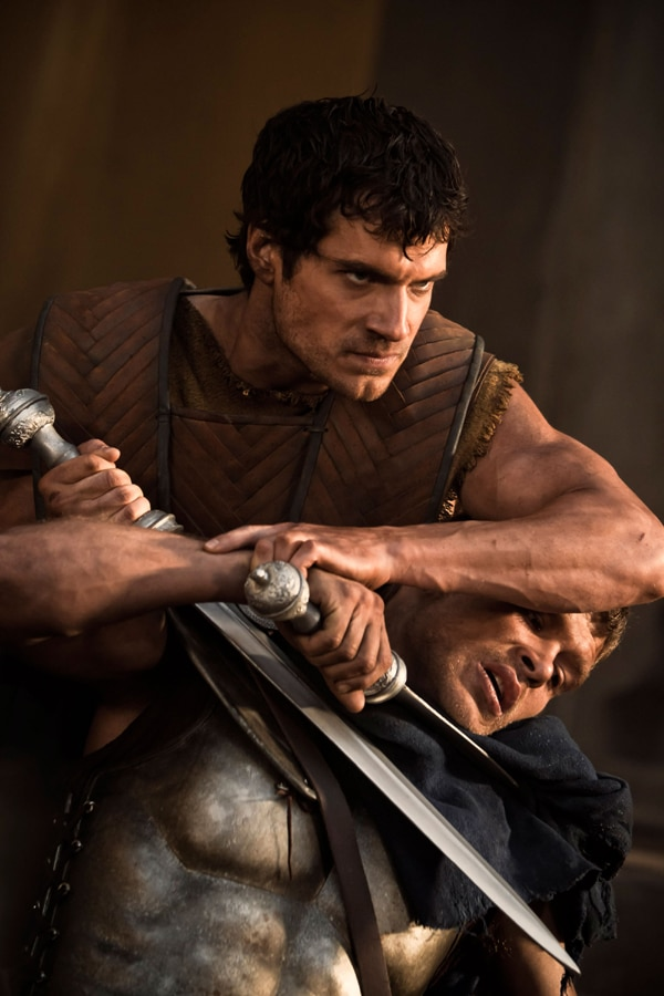 San Diego Comic-Con 2011: A Pair of New Immortals Images