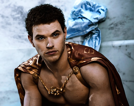 Henry Cavill and Kellan Lutz Show Some Skin in First Immortals Stills