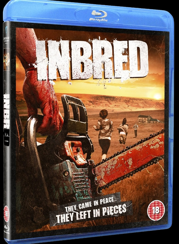 Official UK Quad Poster for Inbred Leaves in Pieces