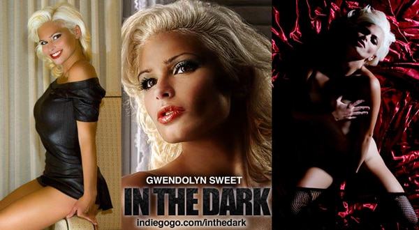 In the Dark Adds Playboy Model Gwendolyn Sweet to the Cast