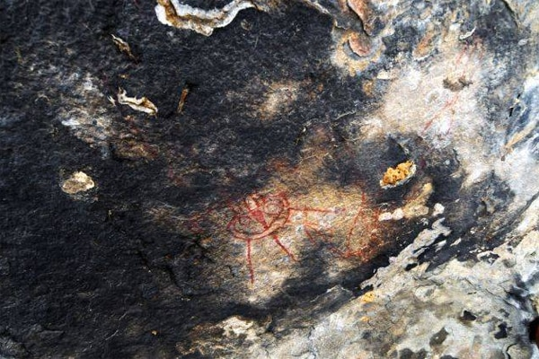 The Gasp Menagerie: Ancient Alien Overlords Depicted in Indian Rock Paintings