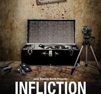 Infliction to Prove Horror Cannot Be Erased
