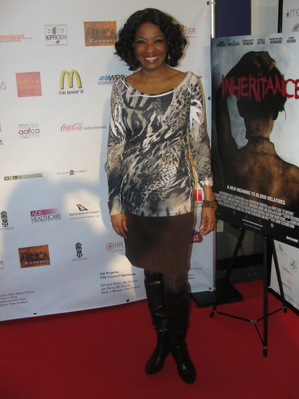 inheri3 - Interviews and Photos from the Pan African Film Fest Premiere of The Inheritance