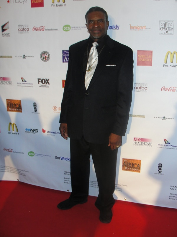 Interviews and Photos from the Pan African Film Fest Premiere of The Inheritance