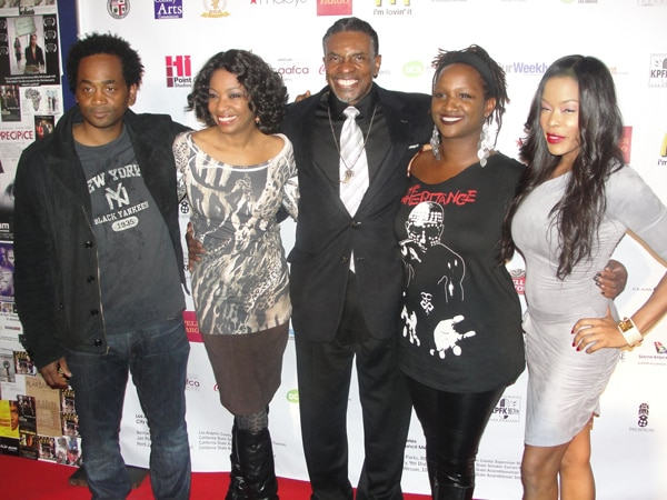 inheri5 - Interviews and Photos from the Pan African Film Fest Premiere of The Inheritance