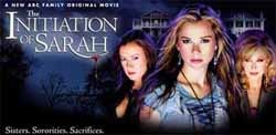 The Initiation of Sarah review